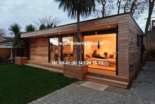 Goedkope tuinhuizen te koop in onze online shop - Chalet hout ...